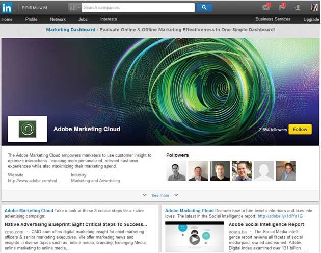 Linkedin showcase pages target your content adso linkedin showcase pages target your content malvernweather Images