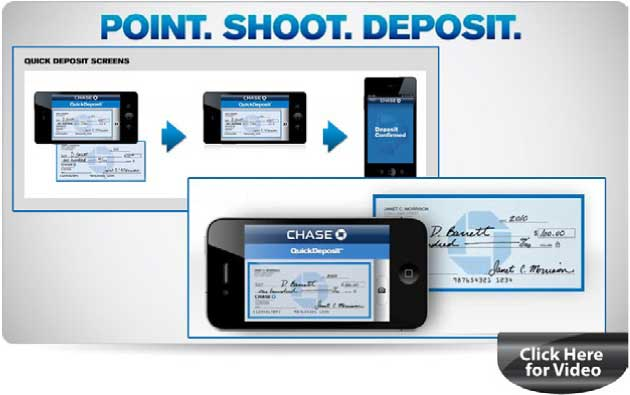Chase quick deposit how long does it take : FOREX Trading