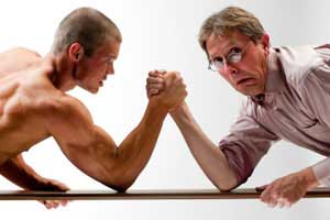 Challenge the Status Quo! Take on a Dominant Market Player [Slide Show]