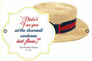 Wherefore Art Thou, J. Peterman? The Quest for Social Engagement