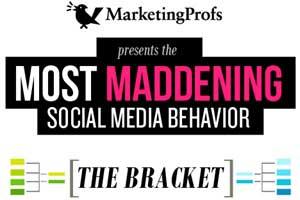 Vote: The Most Maddening Social Media Behavior