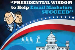 Hail to the Chief... of Email Marketing [Infographic]