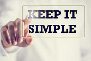 Why Simplicity May Be the Secret to Brand Success