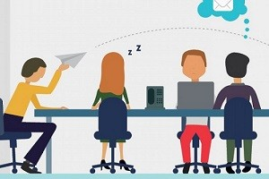 How to Make Your Workplace Meetings More Productive [Infographic]