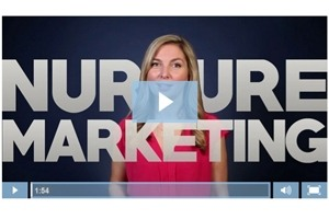 Marketing Video: What Is Nurture Marketing?