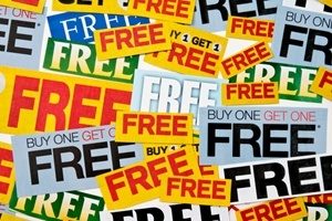 Three Free Promotions That Grab Your Customers' Attention