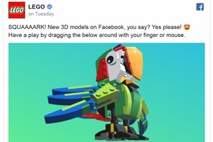 #SocialSkim: Facebook 3D Posts Are Coming; LinkedIn Salary Insights: 10 Stories This Week