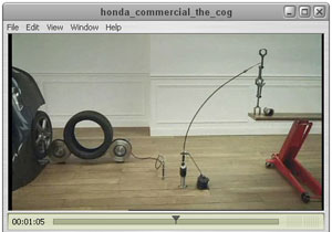 Commercial Break: Honda's 'Cog'