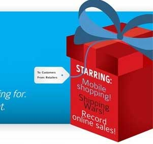 Five Online Shoppers Ruling the Holiday Interwebs [Infographic]