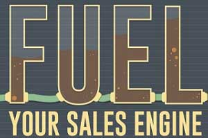 How to Fuel Your Sales Engine With Social Content [Infographic]