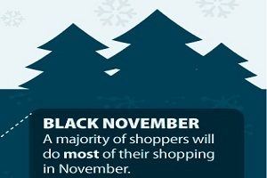 Holiday Shopper Attitudes, Channels, Tools, and Trends [Infographic]