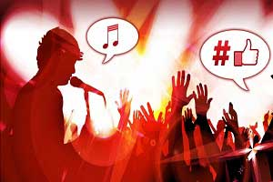 Social Media and the MTV Video Music Awards [Infographic]