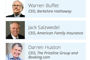 The Most Active Fortune 500 CEOs on Social Media