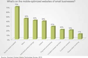 How Small-Business Owners Are Using Mobile Technology