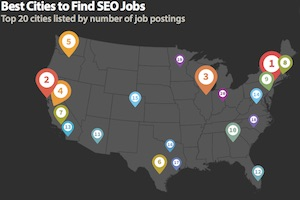 SEO Jobs: Average Salaries, Top Cities, Most Common Titles