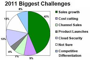 Companies Banking on Cloud Technologies to Grow Sales