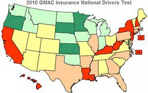 One in Five US Drivers Unfit for Roads
