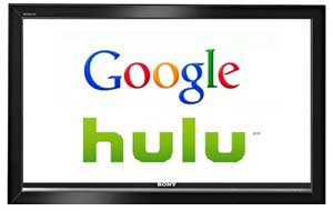Google, Hulu Set Video and Ad Records