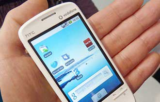 Smartphones to Overtake Other Mobile by 2012