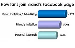 Brand Campaigns Drive Most Facebook Likes
