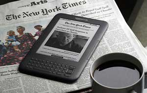 E-reader Owners Prefer Kindle Over iPad