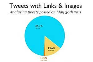 Twitter Stats: Photo-Sharing Tweets; Search Queries