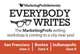 Everybody Writes Workshop—Register now