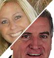 John Foley & Karen DeWolfe