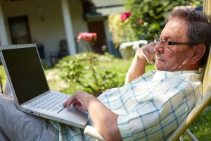 Why Pay Attention to Baby Boomers? Half of Adults Age 65 or Older Are Online
