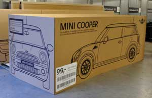 mini cooper marketing communication strategy For example, the john cooper works – mini's sporty performance  alongside  this new brand strategy, mini is diversifying its approach to.