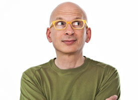 Kick Off the New Year With Seth Godin: 57 Ways to Connect With Customers and Get Them to Spread Your Ideas for You