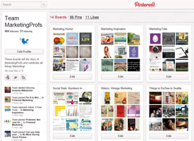 Take 10: Pinterest Basics for B2B Marketing