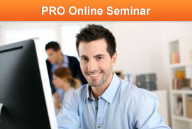 PRO Seminar: Put LinkedIn to Work—Five Simple Steps to Generate, Manage, and Close Leads