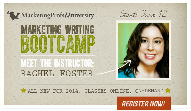 MarketingProfs University | Marketing Writing Bootcamp