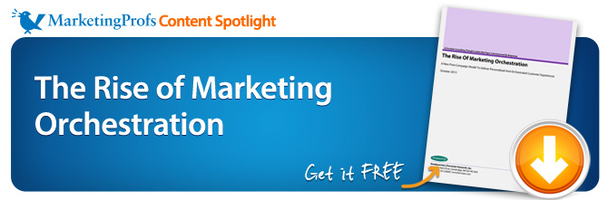 MarketingProfs Content Spotlight