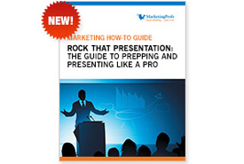 Rock That Presentation: The Guide to Prepping and Presenting Like a Pro
