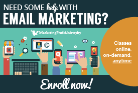 Create a successful and sustainable email marketing program with these 9 classes!