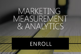 Unlock the power of marketing analytics in this 11-class course. Enroll today!