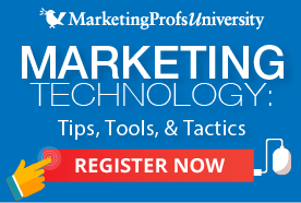 Make sense of the ever-changing world of marketing technology!