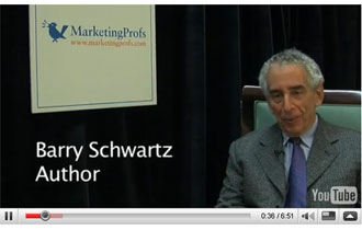 Barry Schwartz: Practical Wisdom as a Business Tool