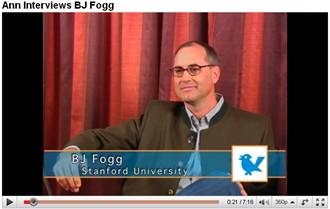 BJ Fogg: Persuading Customers via Social Media