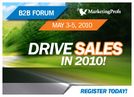 Shift Your B2B Marketing into High Gear: Lead Management, Social Media & Integration (FREE)