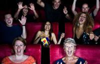 The Cinema of Schadenfreude
