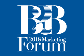 B2B Marketing Forum 2018