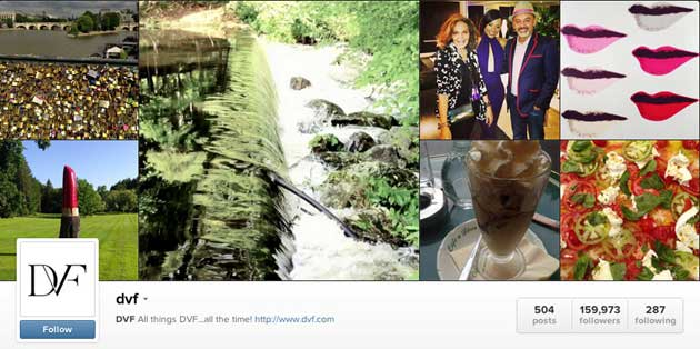 2818571f8f99 ... shot with Christian Louboutin and Alicia Keys, and video of a waterfall  with the caption