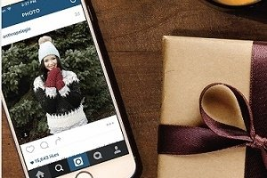 How to Best Use Instagram This Holiday Season [Infographic]