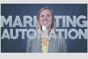 Marketing Video: Marketing Automation 101