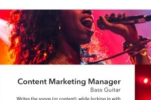 Construct a Rocking Marketing Team [Infographic]