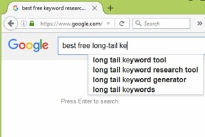 A Primer for Getting Ahead With Long-Tail Keywords