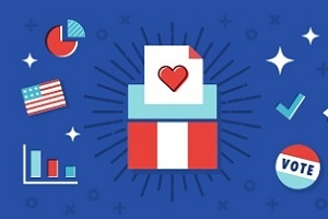 Presentation Power: How the 2016 Presumptive Presidential Nominees Stack Up [Infographic]